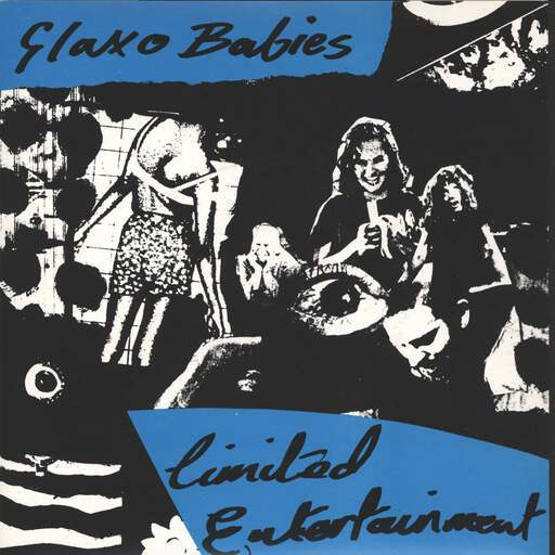 GLAXO BABIES - Limited Entertainment - 7inch (SP)