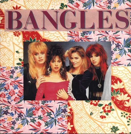 BANGLES - Beat The Meatles - LP