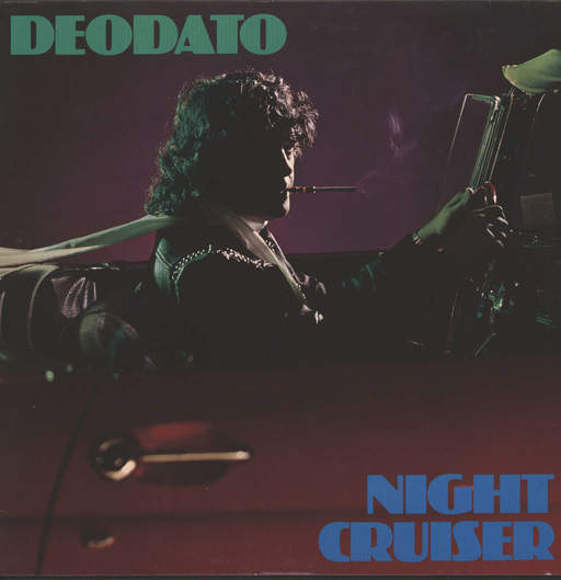EUMIR DEODATO - Night Cruiser - LP
