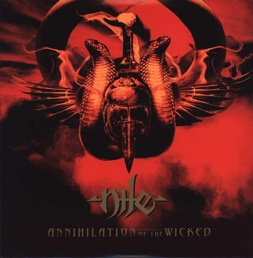 NILE - Annihilation Of The Wicked - LP x 2