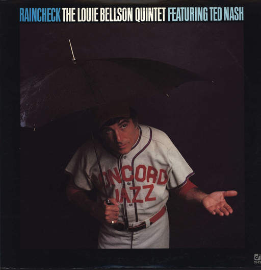 LOUIE BELLSON QUINTET - Raincheck - LP