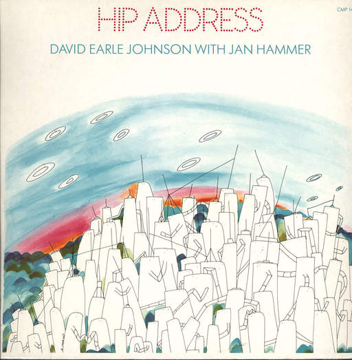 DAVID EARLE JOHNSON - Hip Address - LP