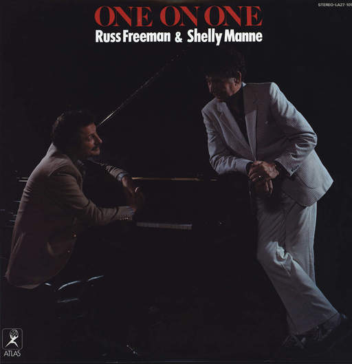 RUSS FREEMAN - One On One - LP