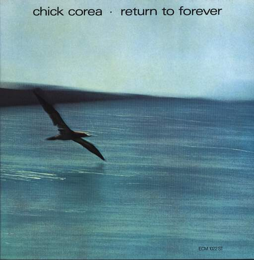 CHICK COREA - Return To Forever - LP