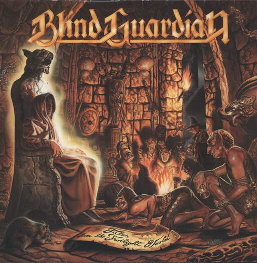 BLIND GUARDIAN - Tales From The Twilight World - LP