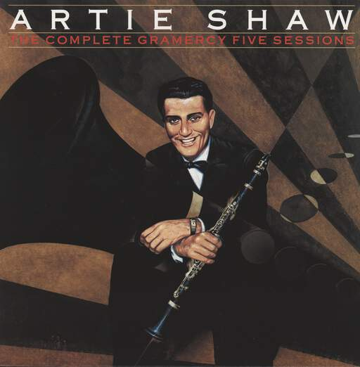 ARTIE SHAW - The Complete Gramercy Five Sessions - LP