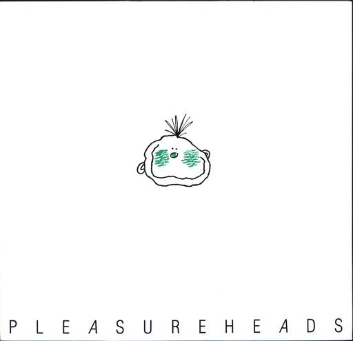 THE PLEASURE HEADS - Falling Man / Don't Fake It - 7inch (SP)