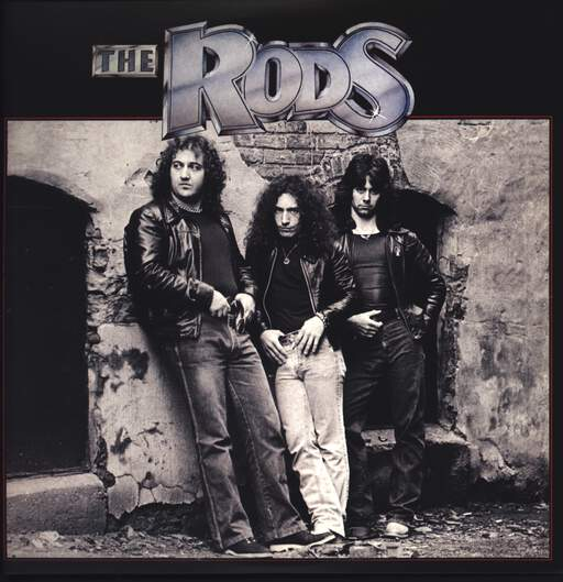 THE RODS - The Rods - LP x 2
