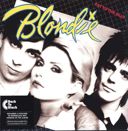 BLONDIE - Eat To The Beat - LP