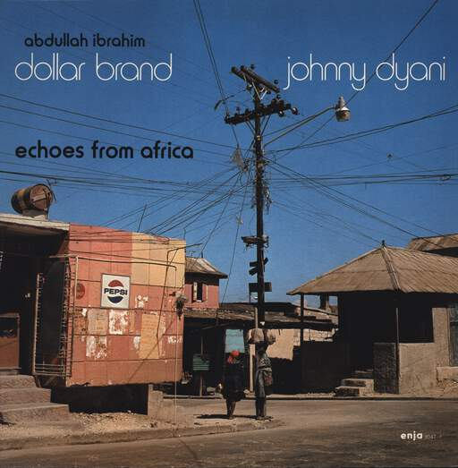 ABDULLAH IBRAHIM - Echoes From Africa - LP