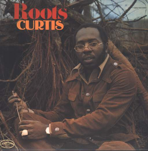 CURTIS MAYFIELD - Roots - LP