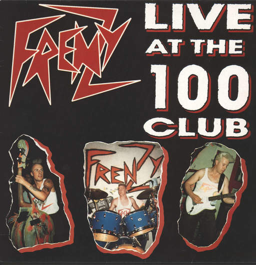 Live At The 100 Club