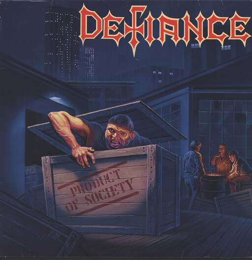 DEFIANCE - Product Of Society - LP