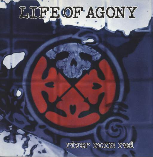 LIFE OF AGONY - River Runs Red - 33T