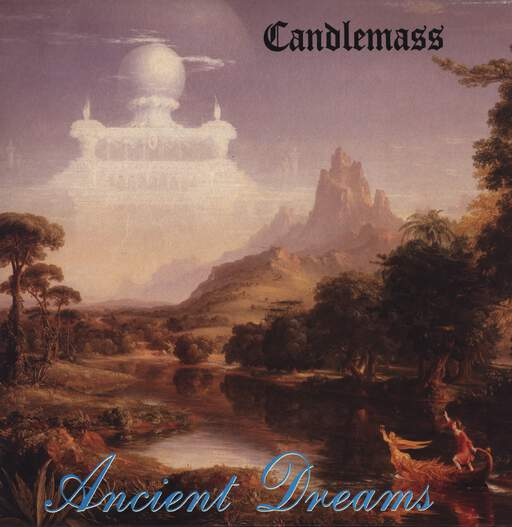 CANDLEMASS - Ancient Dreams - LP