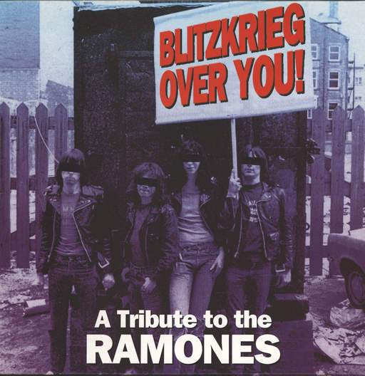 Various - Blitzkrieg Over You - A Tribute To The Ramones
