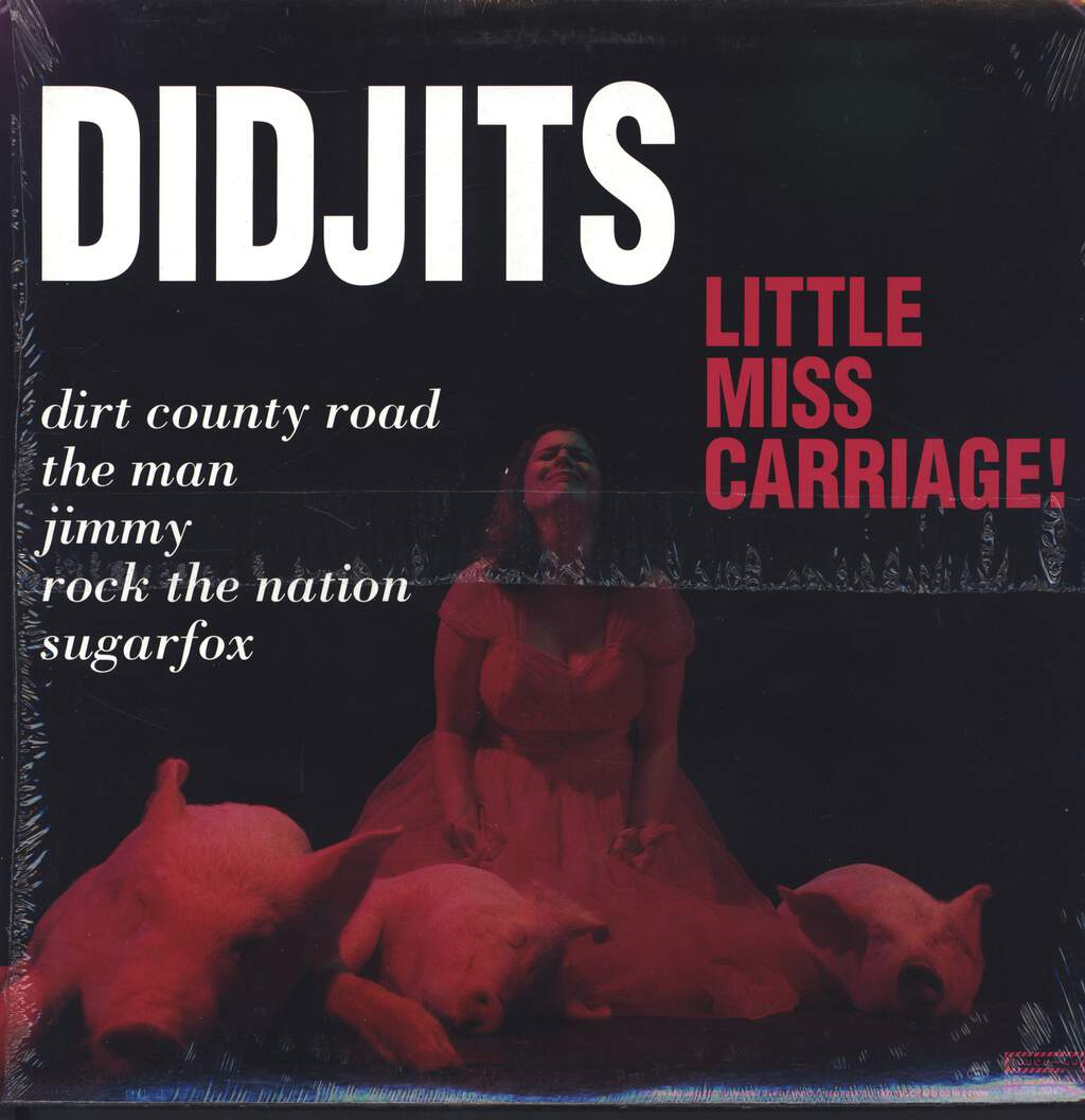 Didjits: Little Miss Carriage!, Mini LP (Vinyl)