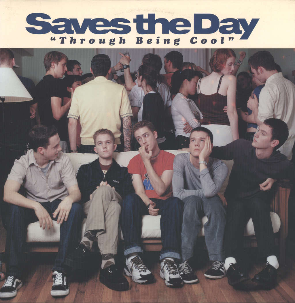 Saves the Day: Through Being Cool, LP (Vinyl)