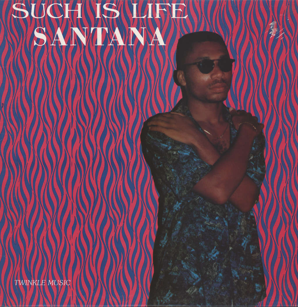 Santana: Such Is Life, LP (Vinyl)