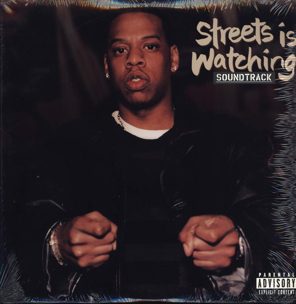 Various: Streets Is Watching, LP (Vinyl)