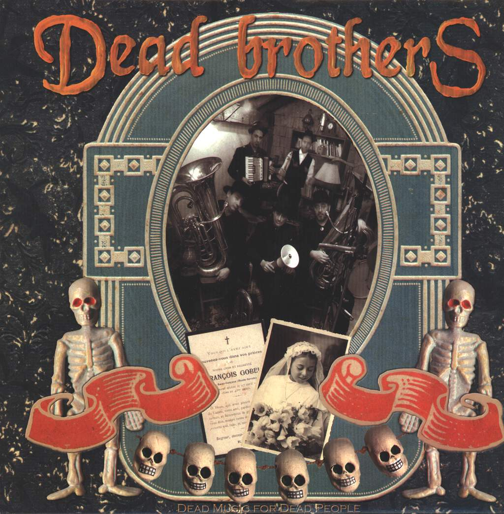 The Dead Brothers: Dead Music For Dead People, LP (Vinyl)