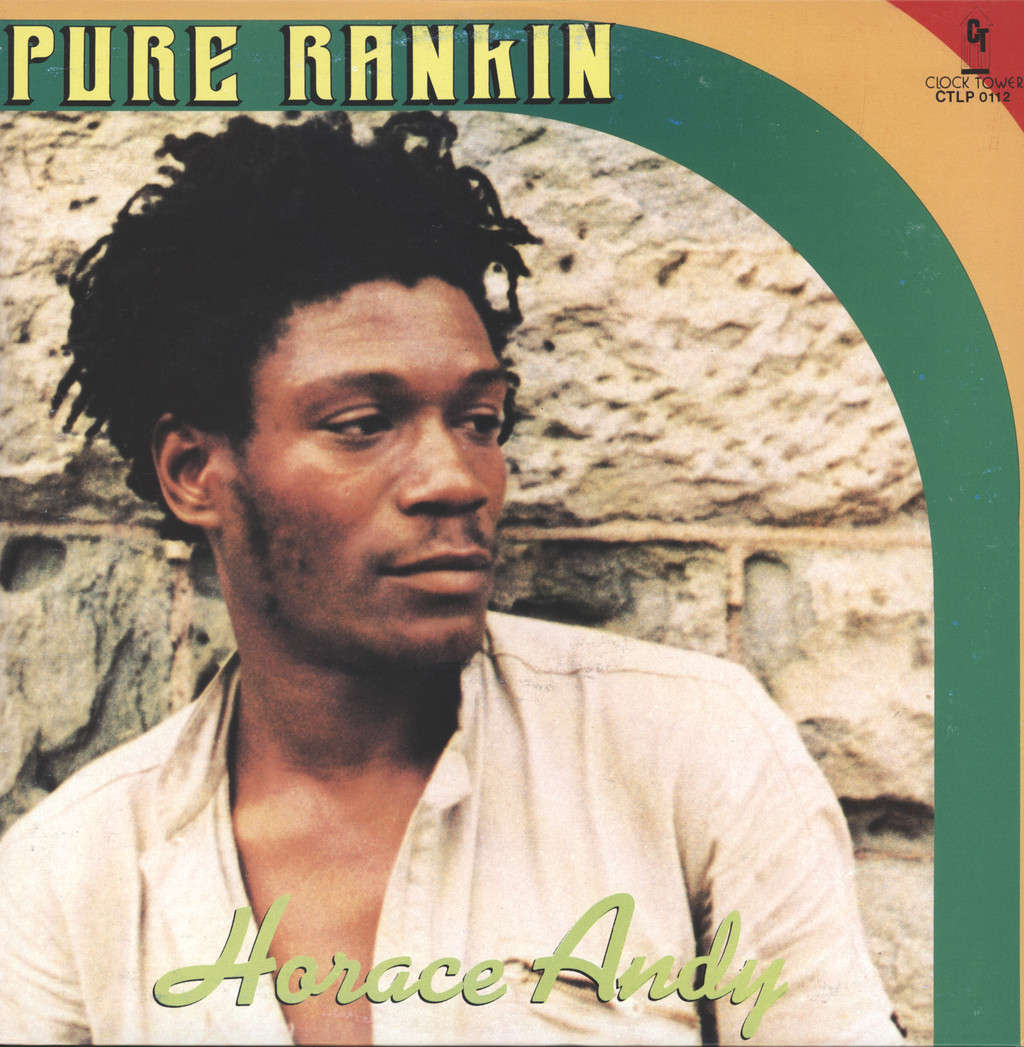 Horace Andy: Pure Ranking, LP (Vinyl)
