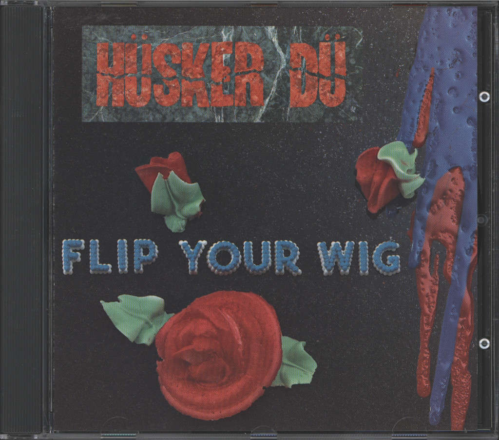 Hüsker Dü: Flip Your Wig, CD