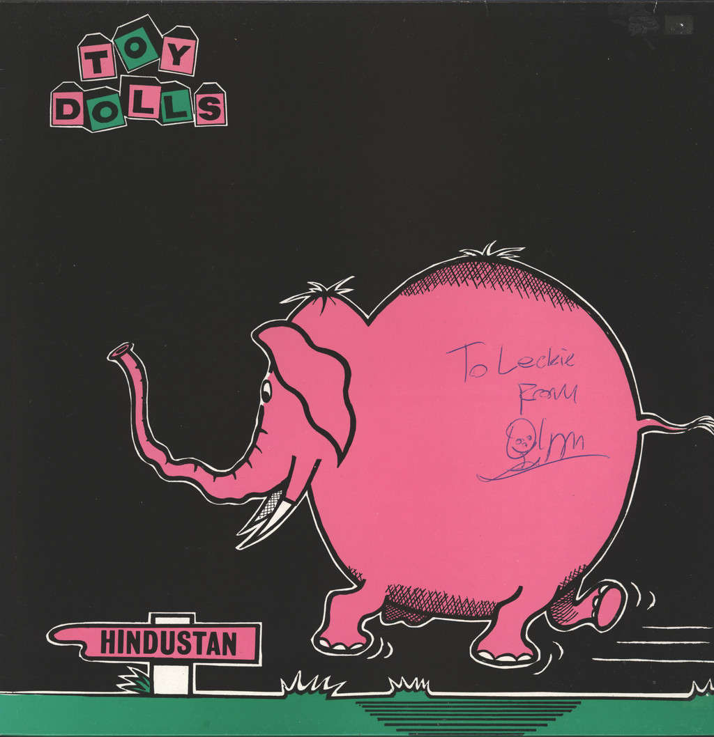 "Toy Dolls: Nellie The Elephant, 12"" Maxi Single (Vinyl)"