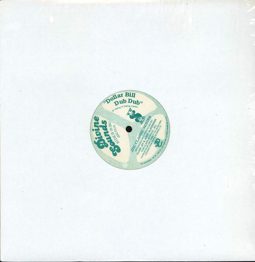 "Divine Sounds: What People Do For Money, 12"" Maxi Single (Vinyl)"