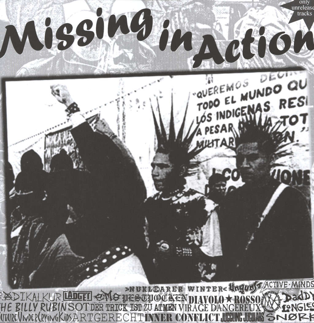 Various: Missing In Action, LP (Vinyl)