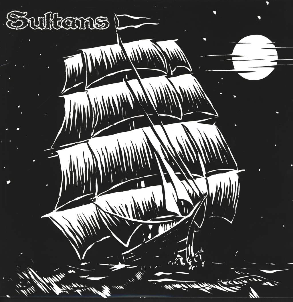 Sultans: Ghost Ship, LP (Vinyl)