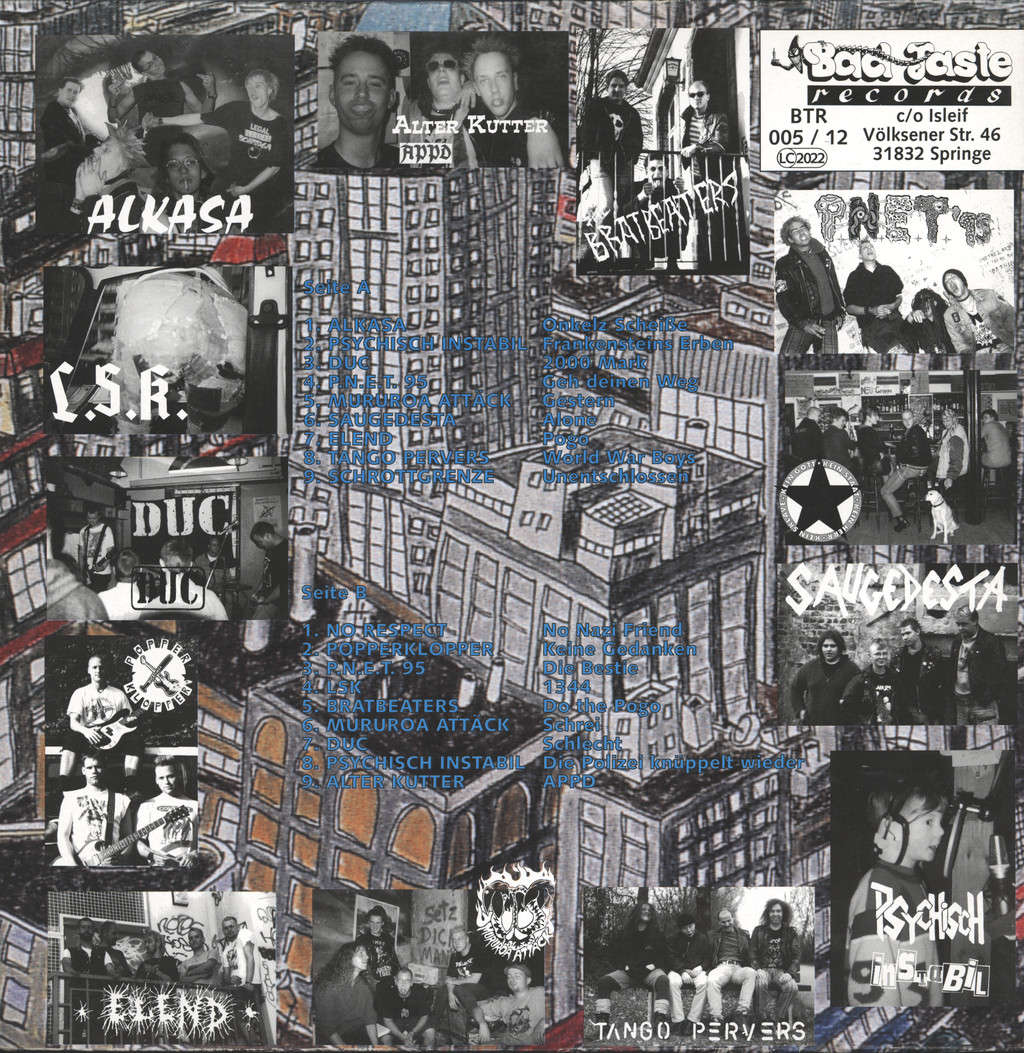 Various: For A Fistful Of Punk Vol. 3, LP (Vinyl)