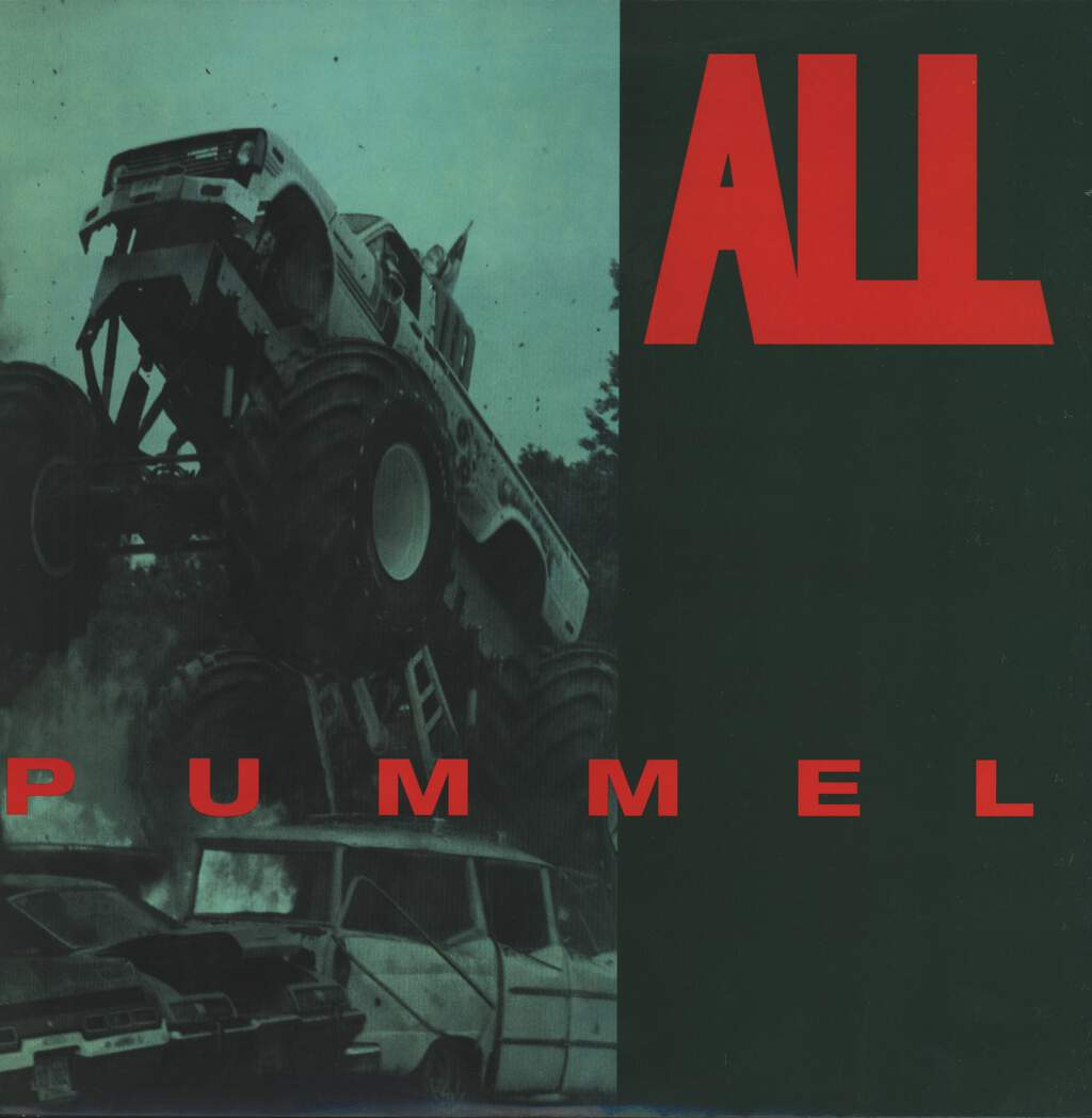 All: Pummel, LP (Vinyl)