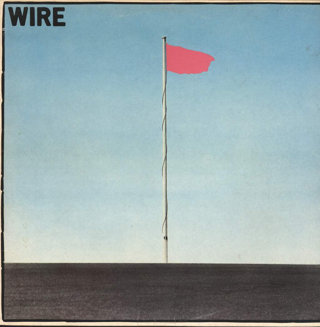 Wire: Pink Flag, LP (Vinyl)
