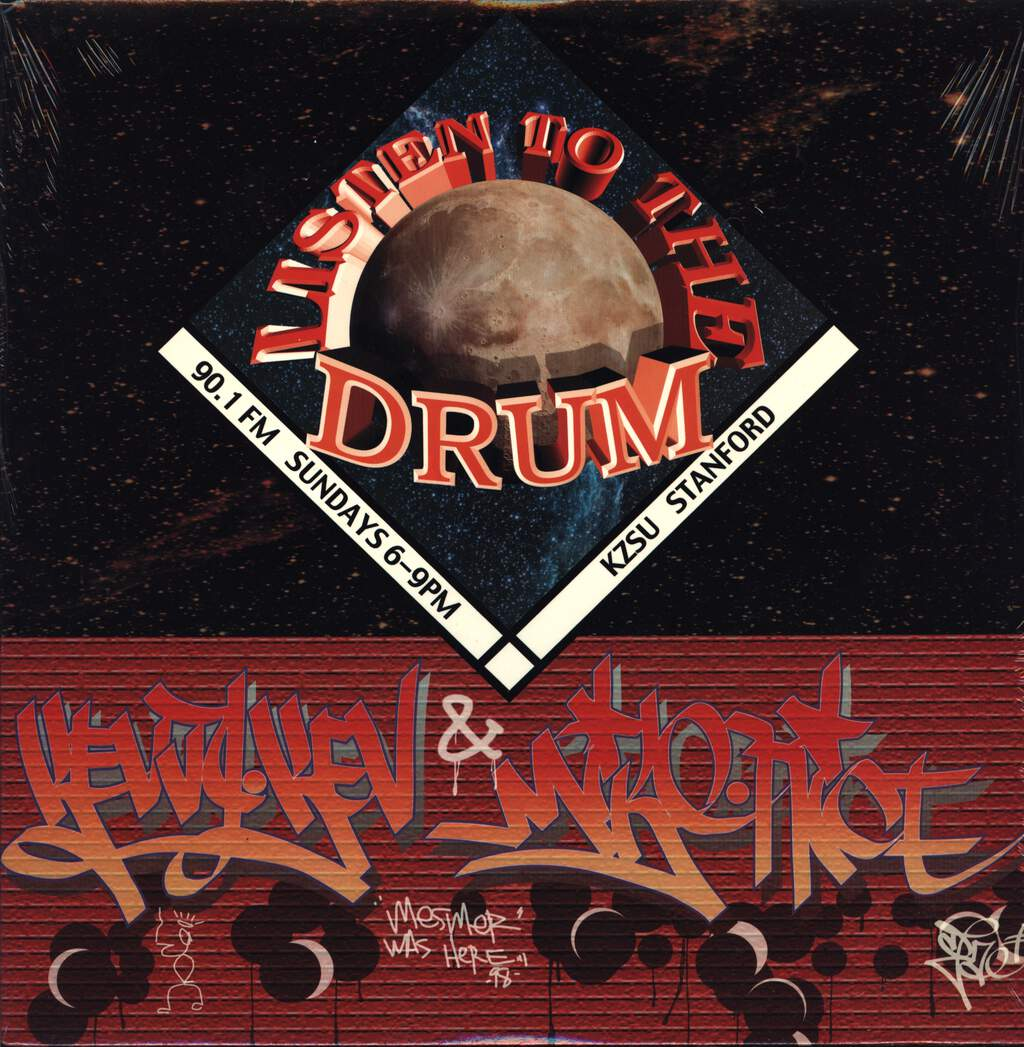 Kevvy Kev: Listen To The Drum (Drum Sessions Vol. 1), Mini LP (Vinyl)