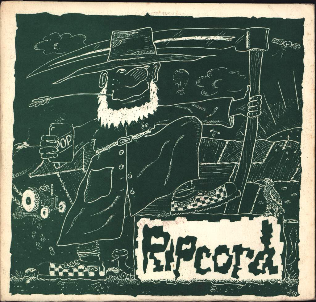 "Ripcord: Harvest Hardcore, 7"" Single (Vinyl)"