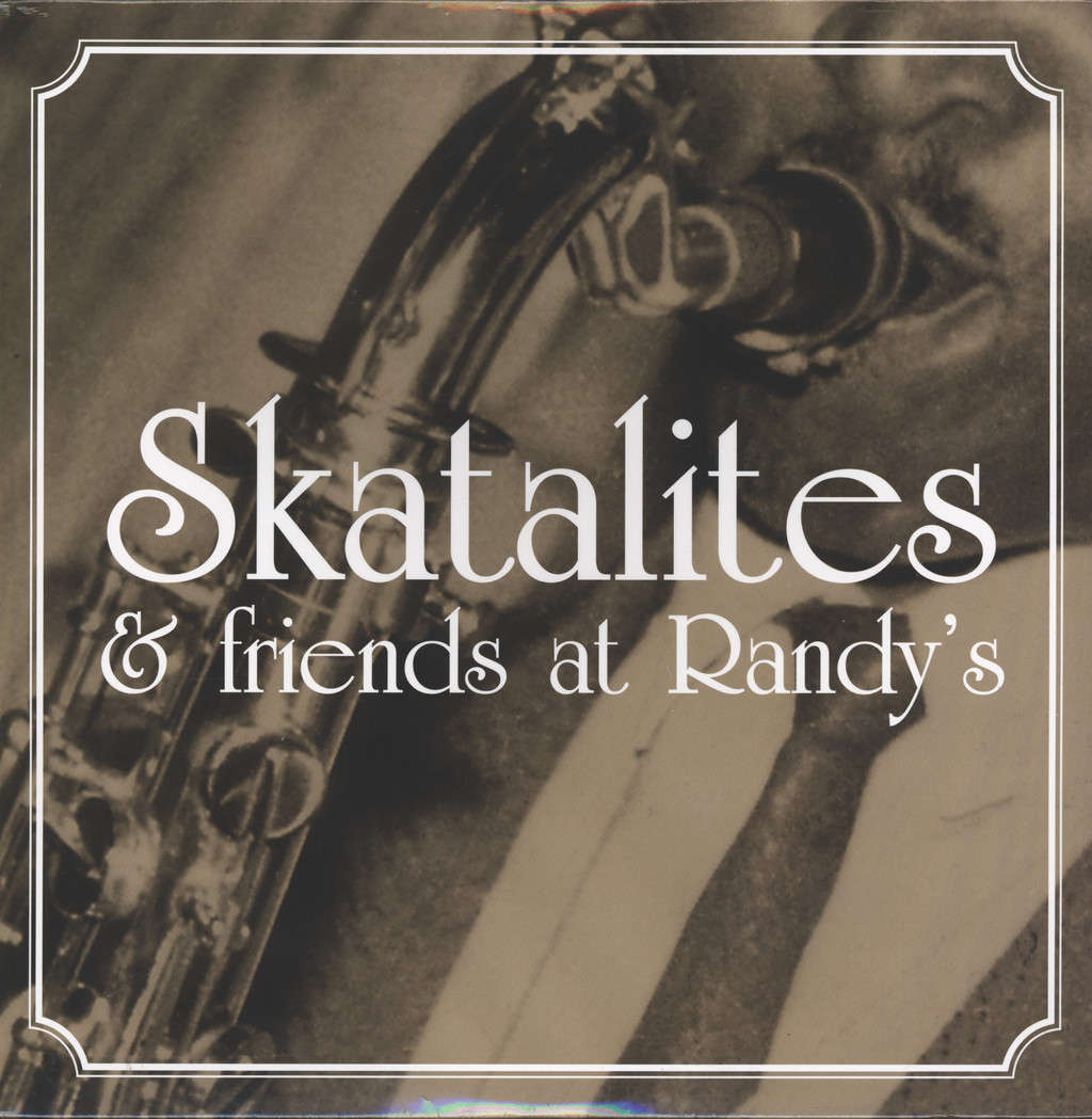Various: Skatalites & Friends At Randy's, LP (Vinyl)
