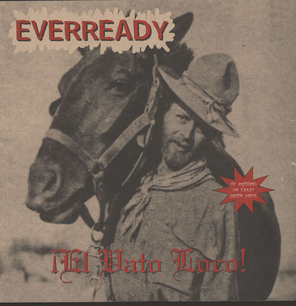 Everready: ¡El Vato Loco!, LP (Vinyl)
