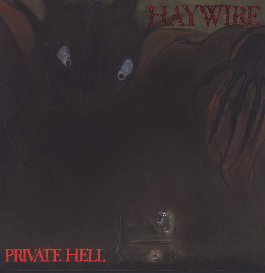 Haywire: Private Hell, LP (Vinyl)