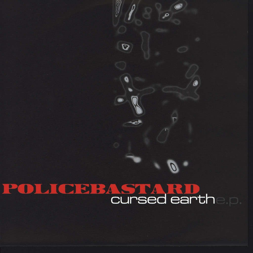 "Police Bastard: Cursed Earth E.P., 7"" Single (Vinyl)"