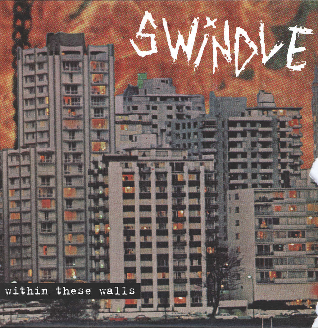 Swindle (USA): Within These Walls, LP (Vinyl)
