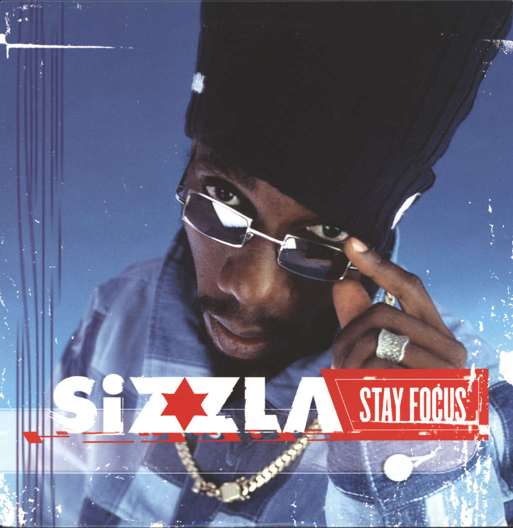 Sizzla: Stay Focus, LP (Vinyl)