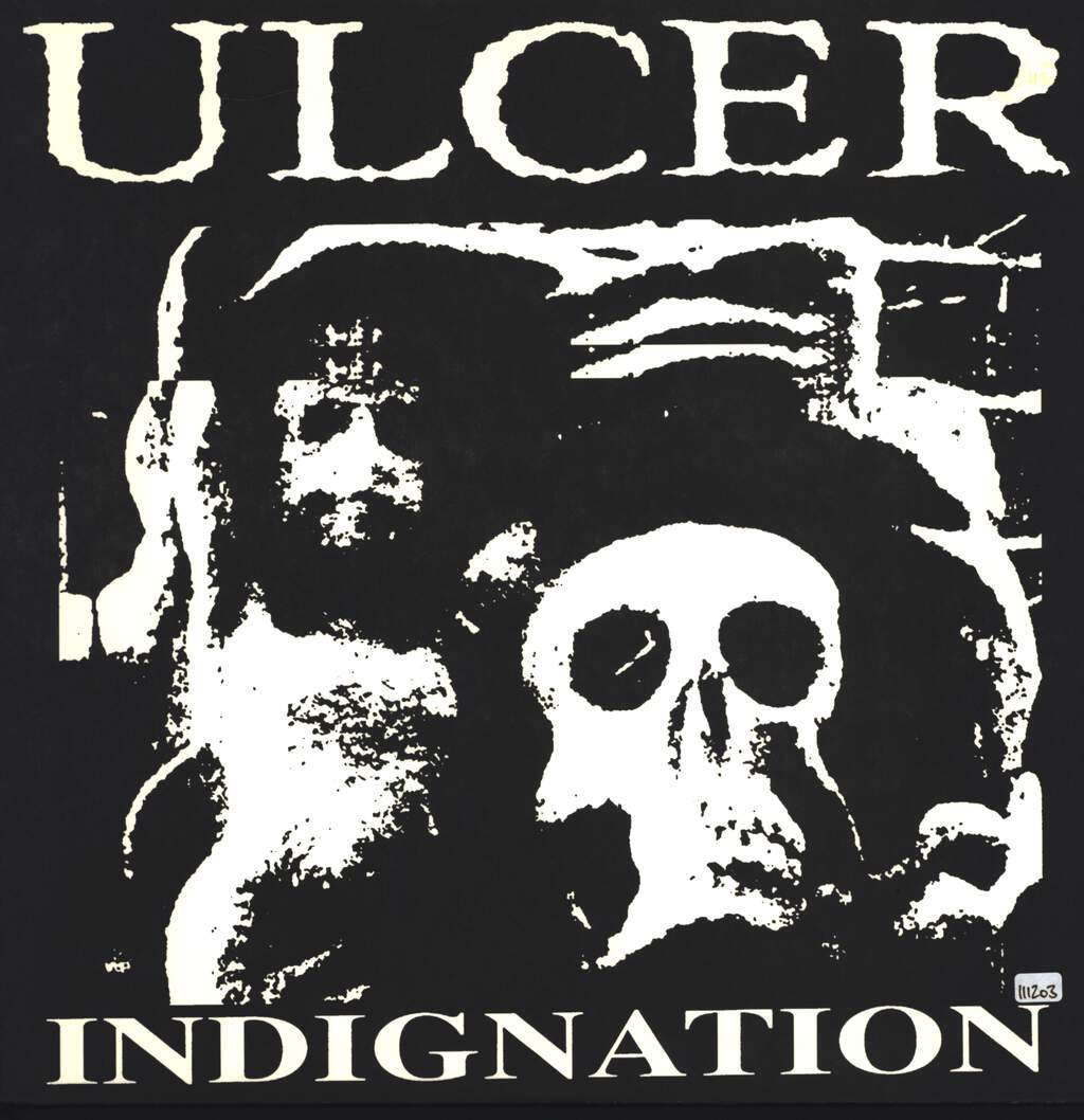 Ulcer: Indignation, LP (Vinyl)