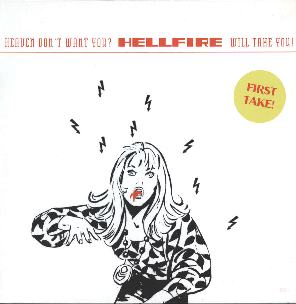 Hellfire: Heaven Don't Want You?, LP (Vinyl)