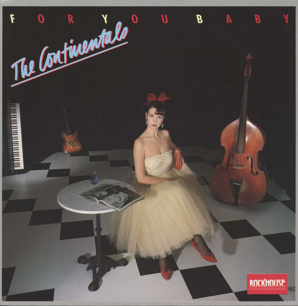 Continentals: For You Baby, LP (Vinyl)