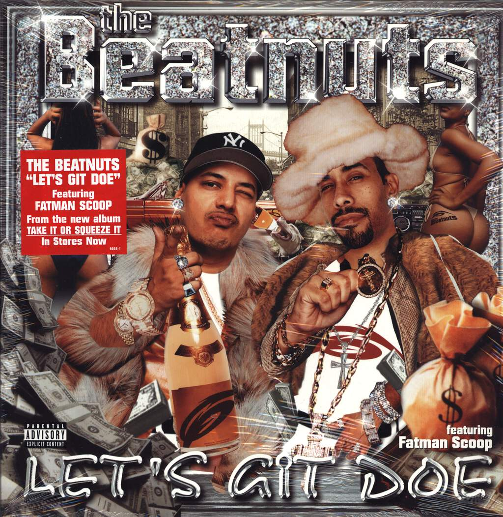 "The Beatnuts: Let's Git Doe, 12"" Maxi Single (Vinyl)"