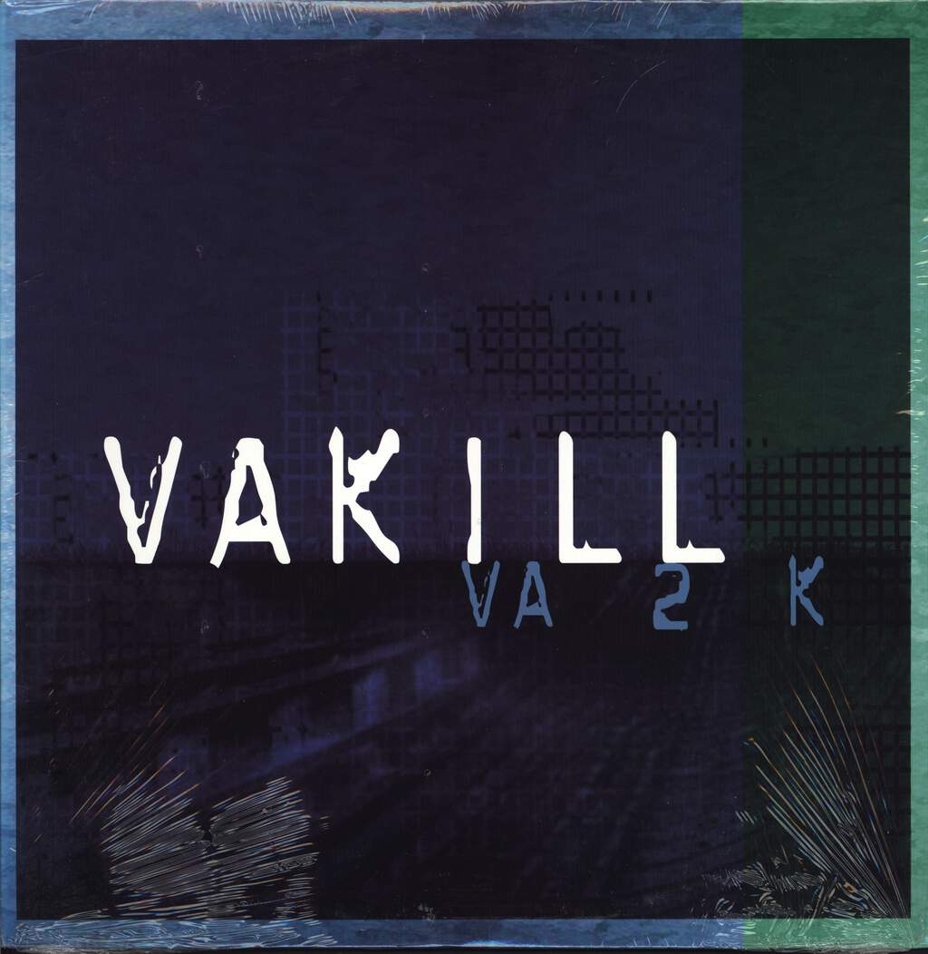 "Vakill: VA 2 K, 12"" Maxi Single (Vinyl)"
