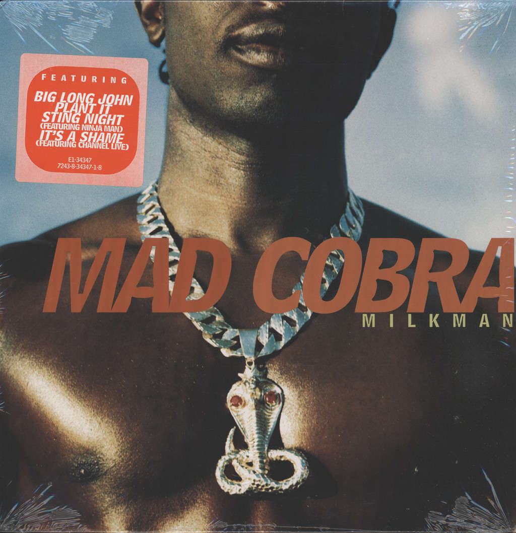 Mad Cobra: Milkman, LP (Vinyl)