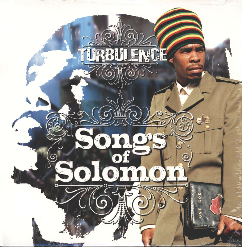 Turbulence: Songs Of Solomon, LP (Vinyl)
