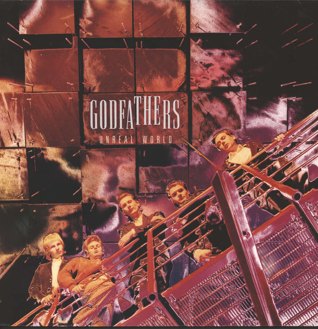 Godfathers: Unreal World, LP (Vinyl)